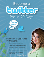 Become a Twitter Pro in 20 Days by Lori Gama