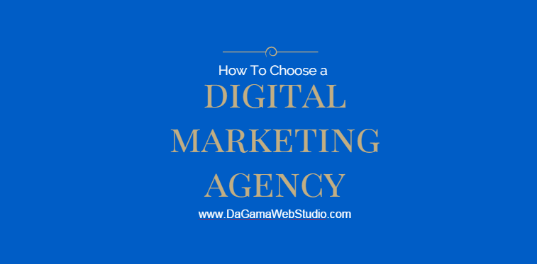 how to choose your digital marketing agency
